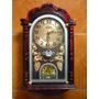 Reloj De Pared -imitacion Madera-