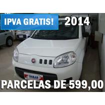 Uno 2014 Zero De Entrada 60 X 599,00!!!