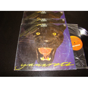 Milton Nascimento Yauarete Promo 1987 Vinilo Lp Nm+ Unico