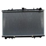 Radiador Nissan Altima 1998-1999-2000 Aut 2.4l