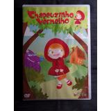 Chapeuzinho Vermelho - Desenho Infantil - Dvd