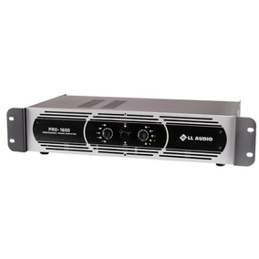 Amplificador Potência Ll Audio Pro 1600 400w Rms