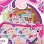 Sabanas My Little Pony- Mi Pequeño Pony- Originales Piñata
