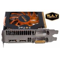 Placa De Vídeo Vga Zotac Geforce Gtx660 (com Defeito)