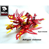 Bakugan Colossus Transformable Supe Grande Unico Dragon