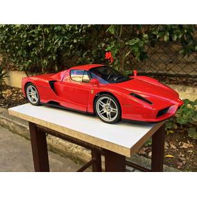 Enzo Ferrari 1/10 Marca Altaya Planeta Deagostini Excelete E
