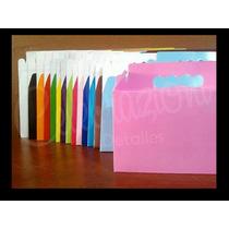 Cajas Dulceros Tipo Lonchera De Carton P/ Fiestas Infantiles