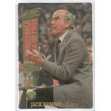 Tarjetas Coleccionables De Basketball Jack Ramsay Nro 56