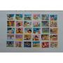 Figuritas Pack X 5 Dragon Ball Z Numeros En La Foto P/album