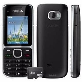 Celular Nokia C2 01 3g Usado Bem Conservados