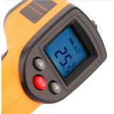 Termómetro Digital Laser Infrarrojo Industrial -50 A 300°