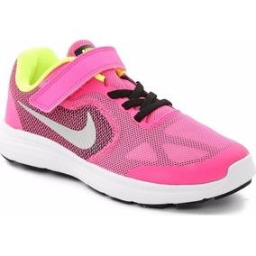 Zapatillas Nike Kids Revolution 3 (psv) Niñas 819417-600