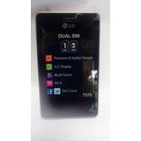 Lg T375 Celular Dual Chip Com Wi-fi Produto Vitrine