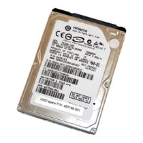 Hd Hp 160gb Sata 7,200 Rpm Pn 483186-001/603783-001