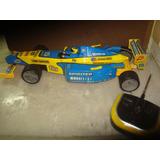 Formula 1 Replica Rc A Bateria Cargador 220v 40cms De Largo