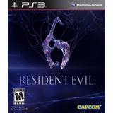 Resident Evil 6 Ps3 | Digital Incluye Extras Tenelo Chokobo