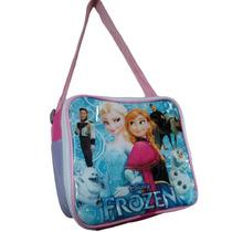 Lancheira Escolar Infantil Personagem Frozen Térmica