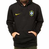 Blusa Casaco Moletom Brasil Futebol Clube