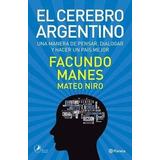 El Cerebro Argentino - Facundo Manes - Nuevo