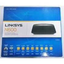 Roteador Wireless N600 Dual Band Linksys E2500