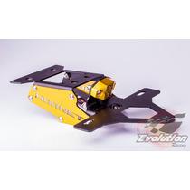 Suporte Eliminador De Rabeta Placa Hornet Cb 600f Honda