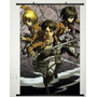 Decoración Ataque Animado En Titán Shingeki No Kyojin W2