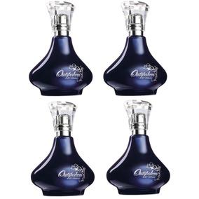 Kit 4 Perfumes Fergie Outspoken - Frete Grátis
