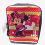 Morral Tipo Minnie Mouse Bulto Escolar Universidad Bolso