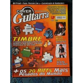 Cover Guitarra Nº 71 Timbre