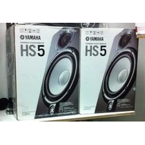 Monitores Estudio Yamaha Hs 5