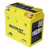 Bateria Para Moto 12v-6ah; Honda 125/150 Biz/fan/cg Titan Nf