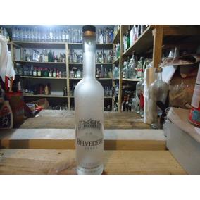 Garrafa Belvedere Vodka Com Dosad Vazia 700ml [orgulhodoml2]