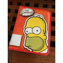 Cartuchera Canopla Simple Homero Simpsons P 24 Colores