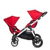 Cochecito Bebe Mellizos City Select Baby Jogger +2do Asiento