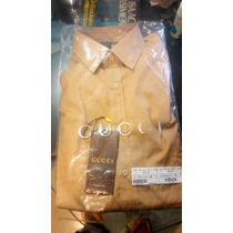 Camisa Gucci 100% Original Corte Slim Fit Oferta !!