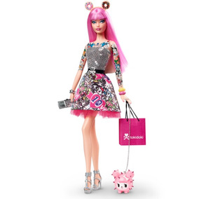 Barbie Collector Tokidoki 2015 - Black Label