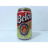 Lata De Cerveja Belco Rótulo 1995 - Vazia