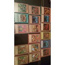 300 Cartas Yugioh+3 Dioses Exodia Dagones Dragon Y Envío Gra