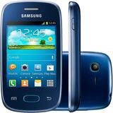 Smartphone Samsung Galaxy Pocket Neo S5310 Az 3g Gps Fm 4gb