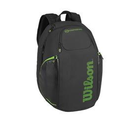 Tennis Maleta Backpack Vancover Blade Negro / Gris Wilson