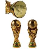 Copa Del Mundo Brasil 27 Cm.