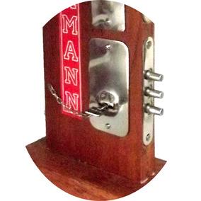 Dobermann Fechaduras - Fechadura Auxiliar De Embutir 35mm