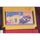 Super Mario 3.!cintas De Nintendo (asiatico,chino)