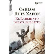 El Laberinto De Los Espiritus Carlos Ruiz Zafon Nuevo