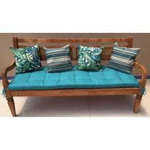 Almofada Futon Para Bancos, Cadeiras E Pallet Sob Medida