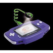 Worm Light Luz P/ Game Boy Advance Ou Color Led Frete 10,00