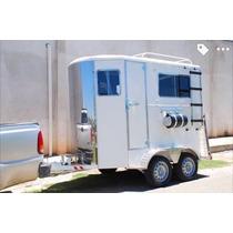 Trailer Reboque Carretinha Cavalos Fabricado Em Divinopolis