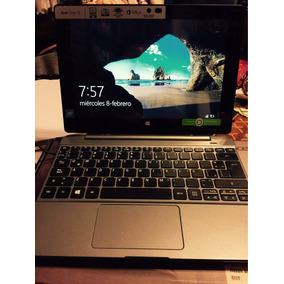 Acer One 10 Mod. S1002-18t5. + 16gb Sd. Leer