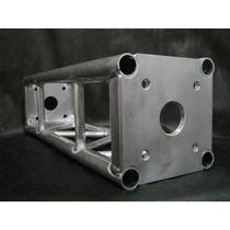 Treliça Q15 Em Aluminio - Toda Em Tubo