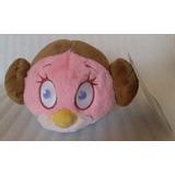 Peluche Angry Birds Star Wars - Princesa Leia 10 Cm.